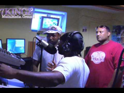 Red Hot Radio L.P. interview pt1.