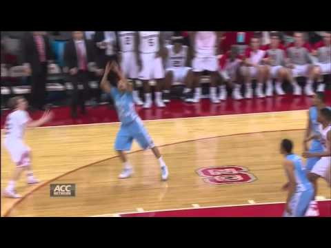 UNC Men's Basketball: Highlights vs. N.C. State