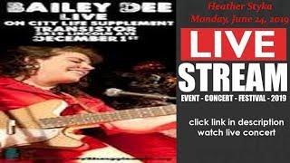 Heather Styka at Rockwood Music Hall Stage 1, New York, NY, US [LIVE]