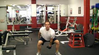 How To Do Four Types Of Kettlebell Swings