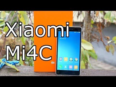 Xiaomi Mi4C Review [4K]