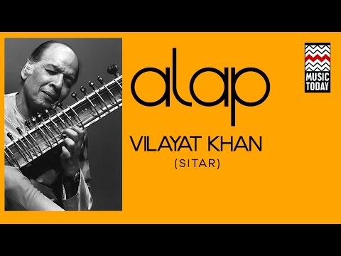 Alap  Audio Jukebox  Instrumental  Classical  Vilayat Khan