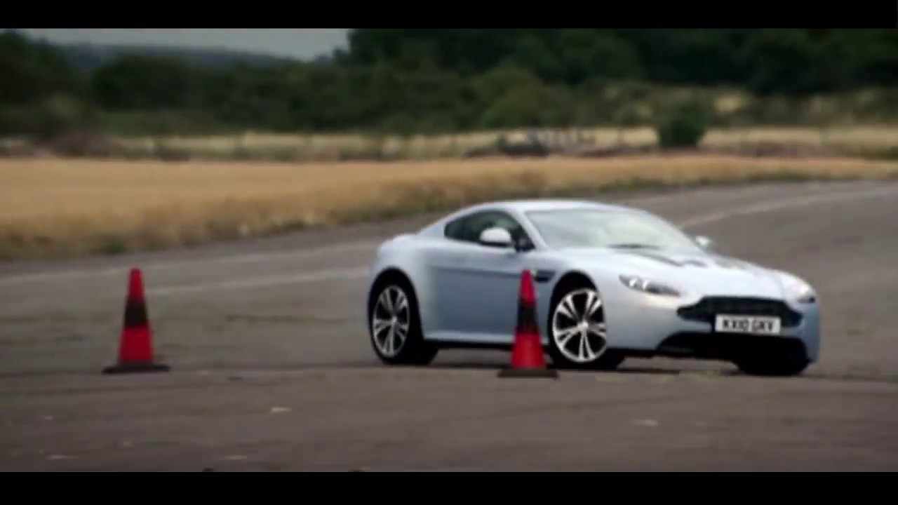 aston martin db9 vs jaguar f type vs vauxhall jeremy clarkson test