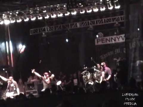 PENNYWISE Live at the Punk Rock Bowling and Music Festival in Las Vegas, Nevada on 05/28/12