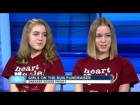 Girls on the run fundraiser