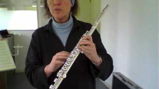 Eva Kingma and the quarter-tone flute