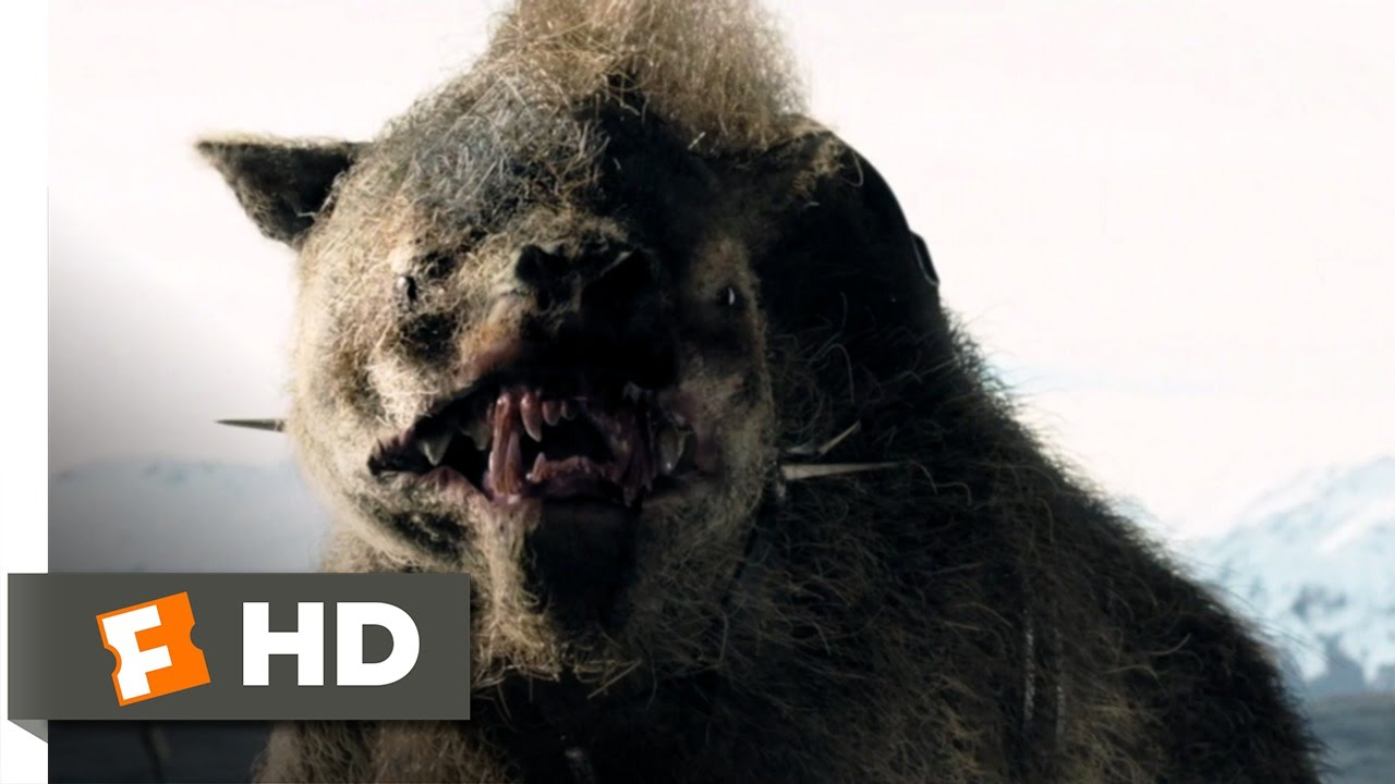 The Lord of the Rings: The Two Towers (6/9) Movie CLIP ...