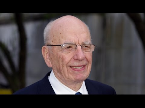 Rupert Murdoch Finds Brexit and Trump 'Wonderful'