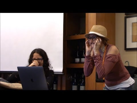 Voice Acting Game with Dawn Bennett and a Jessica Calvello Performance