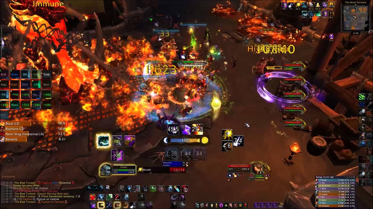 Blast Furnace Wow