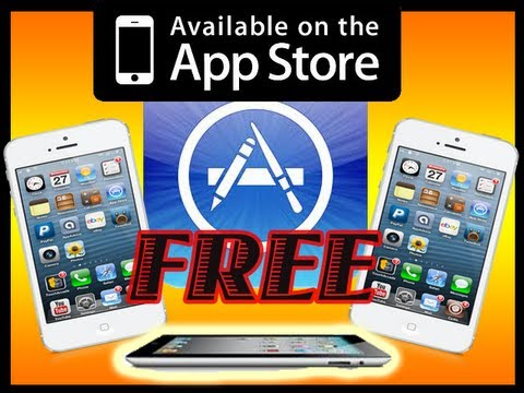 Top Five FREE iPhone 5 Apps June 20, 2013 iPhone 5, iPad Mini, iPad 3/4