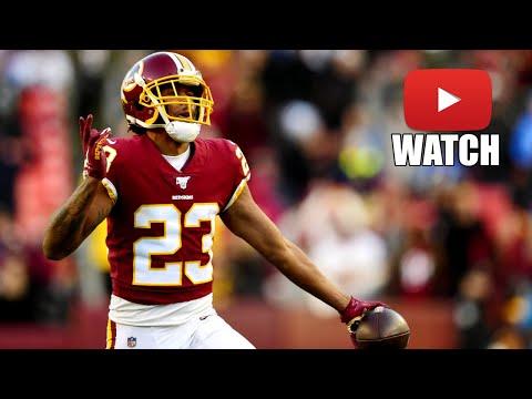 Quinton Dunbar 2019-20 Highlights ᴴᴰ || Washington Redskins