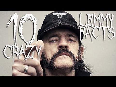 10 Crazy Lemmy Facts