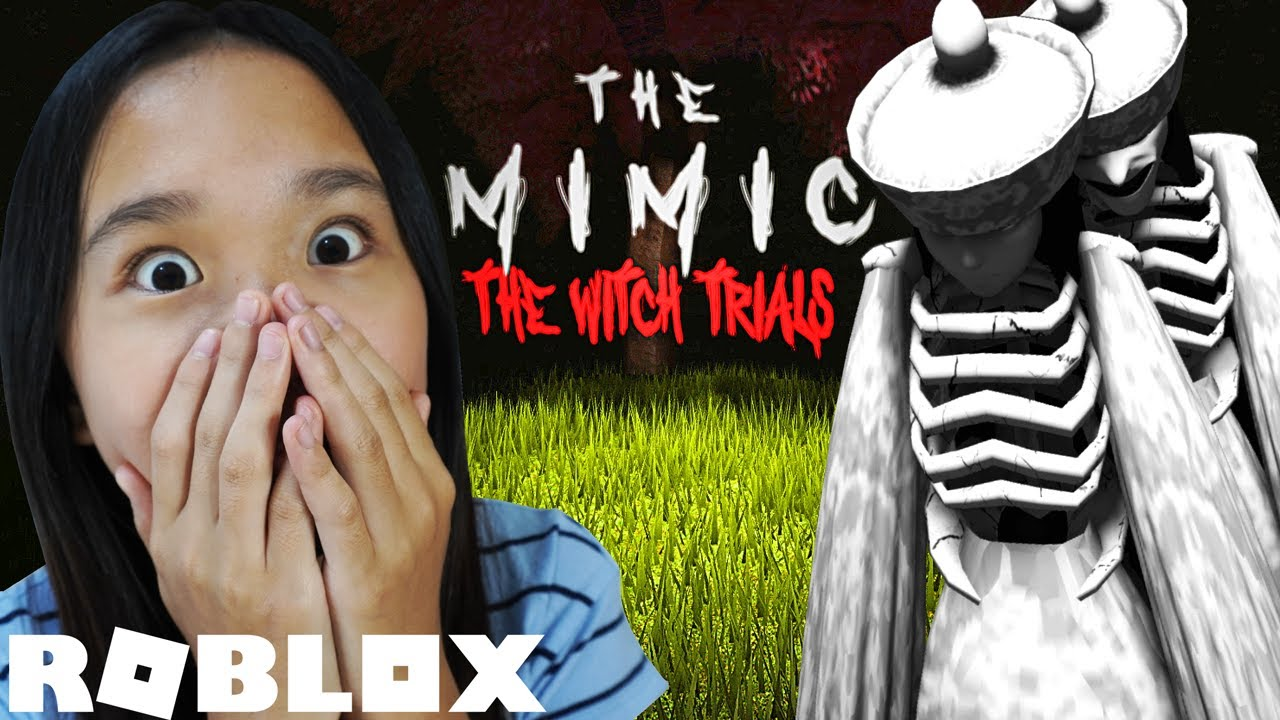 The Witch Trials! | Roblox: The Mimic