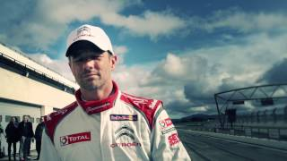Projet M43 WTCC - Citroën Racing (short version)