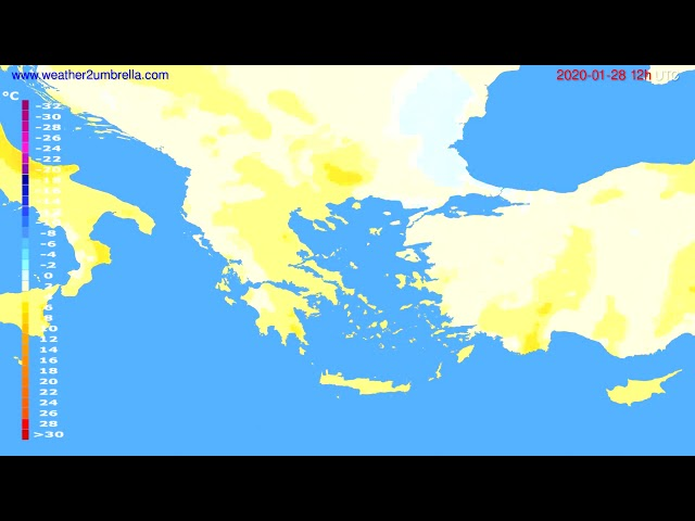 <span class='as_h2'><a href='https://webtv.eklogika.gr/temperature-forecast-greece-modelrun-12h-utc-2020-01-27' target='_blank' title='Temperature forecast Greece // modelrun: 12h UTC 2020-01-27'>Temperature forecast Greece // modelrun: 12h UTC 2020-01-27</a></span>