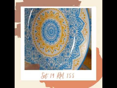 Prettyplates By Anna Set 19