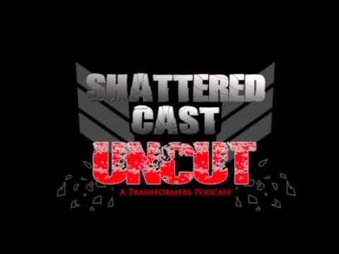 Shattered Cast Uncut Episode 92: You can Edit that out.. I'm sorry