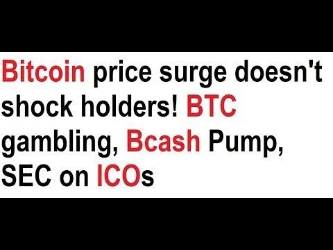 Bitcoin destiny, crypto-trading is the government taxation dream, Bcash pump, ICOs