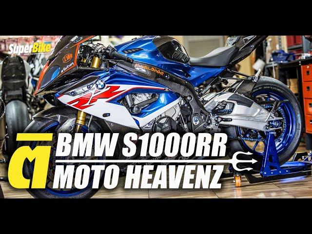 BMW S1000RR ของเจ้าสำนัก (ติ) MOTO HEAVENZ
