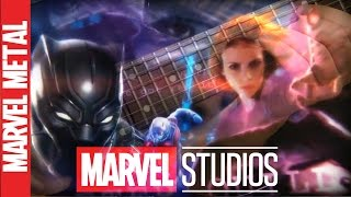 Marvel Studios Intro Theme Song Guitar