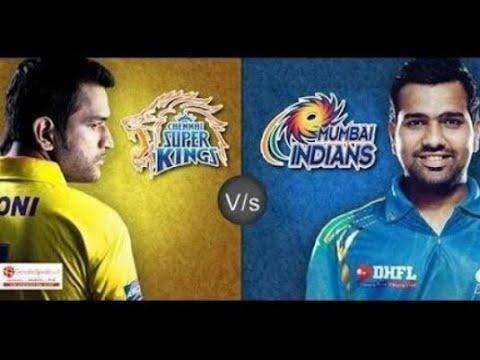 #VIVOIPL 2018-Chennai Super King vs Mumbai Indians new rap anthem  CSK Is Back Best vs Best
