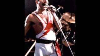 Freddie Mercury.....I want to Break Free