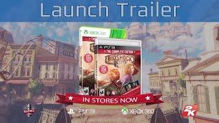 BioShock Infinite: The Complete Edition - Launch Trailer [HD 1080P]