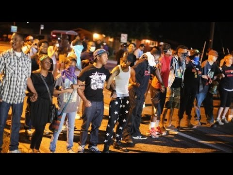 Obama briefed on Ferguson shooting