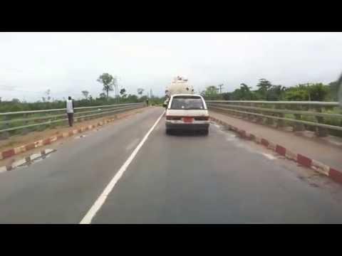 Ponts du Cameroun Douala littoral
