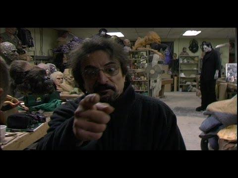 Tom Savini final shop tour