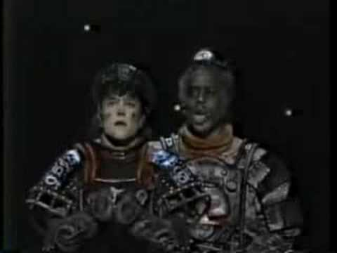 Starlight Express - STARLIGHT SEQUENCE