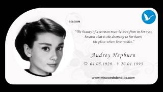 In Memoriam and Famous Quotes - JANUARY