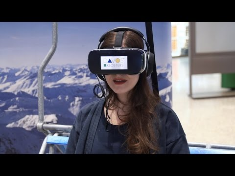 Virtual Reality trip to Davos Klosters
