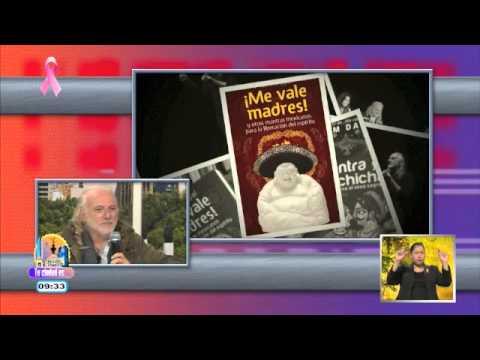Prem Dayal habla de su libro Me Vale Madres, mantras mexicanos para la  liberación del espíritu