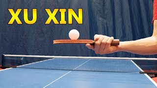 The Xu Xin Trick Shot