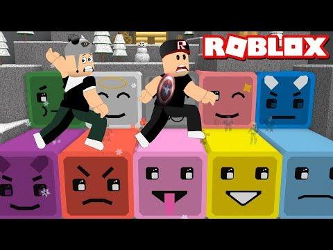 Kızgın Suratlardan Kaçış! Minik Oyunlar Oynadık - Panda Ile Roblox Epic Minigames