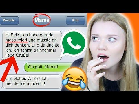 NACHRICHTEN VON ELTERN ZUM TOTLACHEN! Eltern auf Whatsapp I Meggyxoxo