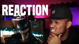 Venom Trailer 2 Reaction ( First Impressions )