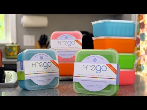 Frego - The All-in-1 Container & Frego - The All-in-1 Container - YouTube