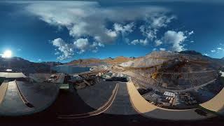 Procesamiento del mineral - Antamina 360°