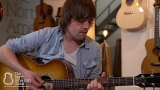 Taylor 714ce LTD Electro-Acoustic Guitar Played By Jimmy Brewer