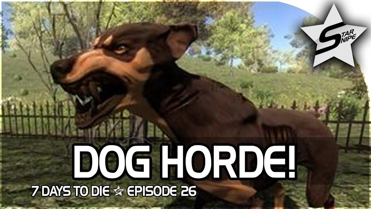 Days To Die Dog Horde