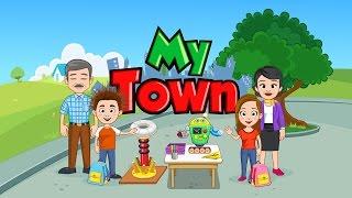 My Town Мой город Игры Приключения