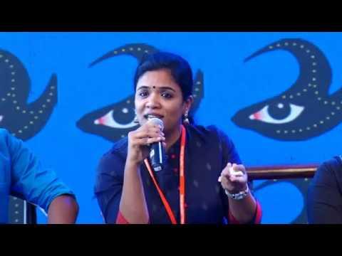 ഇന്ത്യയിലെ ക്യാമ്പസുകളും ആൺപെൺ സൗഹൃദങ്ങളും | Kerala Literature Festival 2018