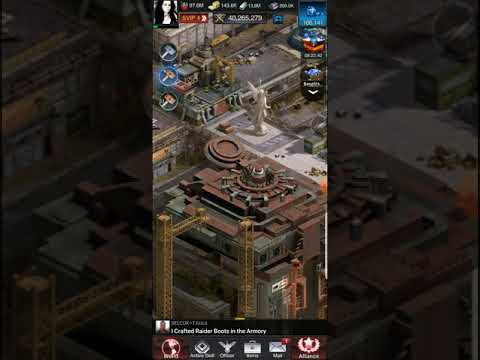 Zone 1 Missile Silo In Last Empire War Z
