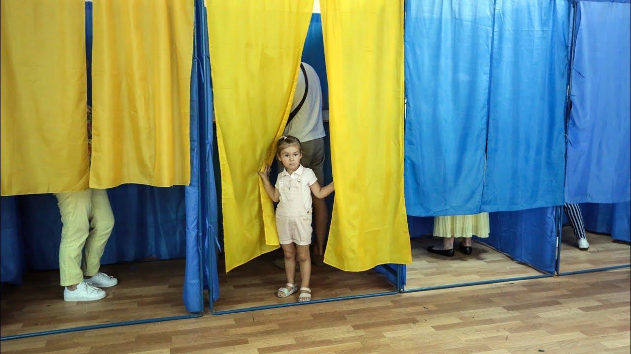 Выборы на Украине: Первые итоги в прямом эфире
