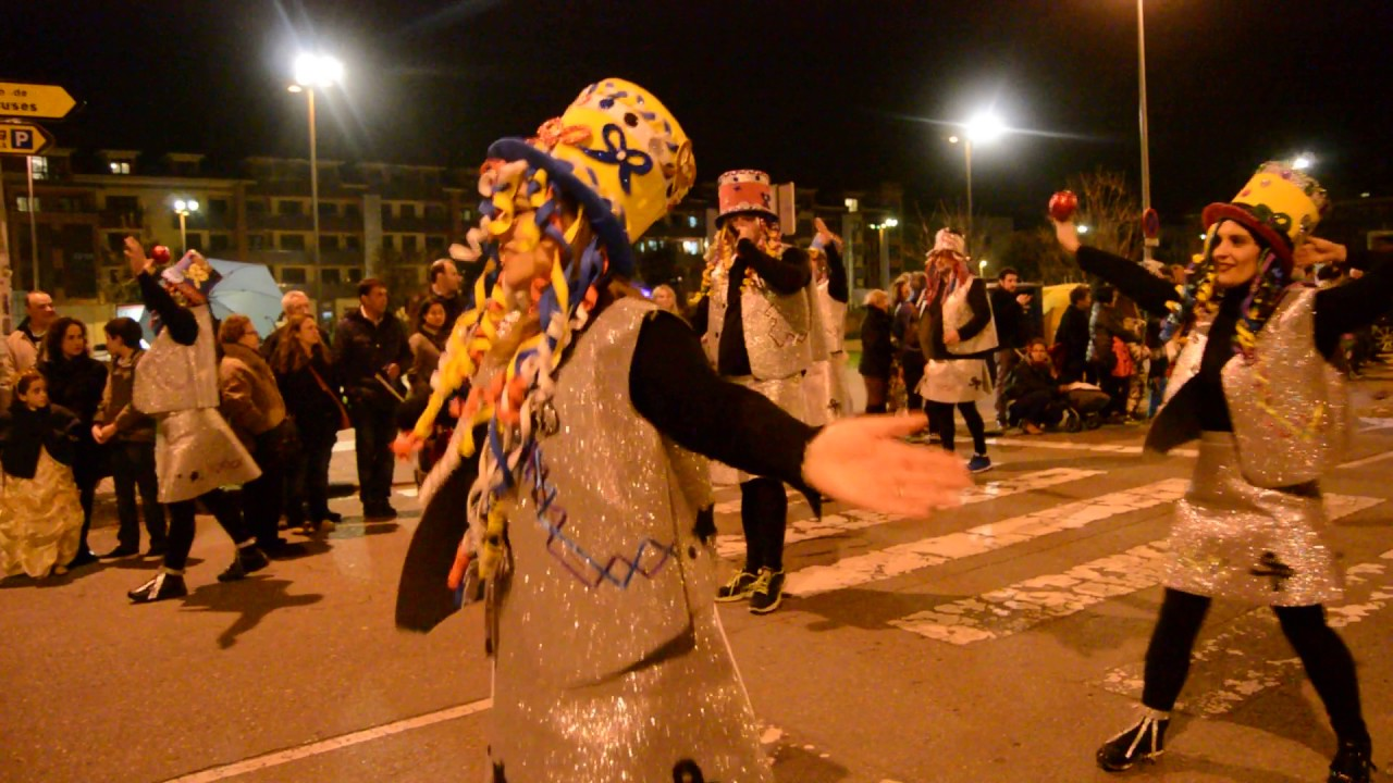 Carnaval villaviciosa 2017 video 2 1 youtube - Carnaval asturias 2017 ...