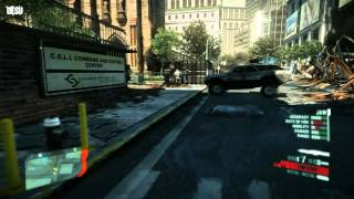 Crysis 2  PC  Maxed Out Settings HD5770 ~ i7 870 HD1080p (test BUG)