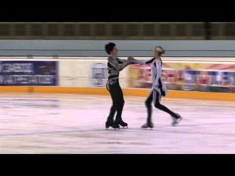 8 Tory PATSIS / Joseph JOHNSON (USA) - ISU JGP Minsk 2013 Junior Ice Dance Free Dance